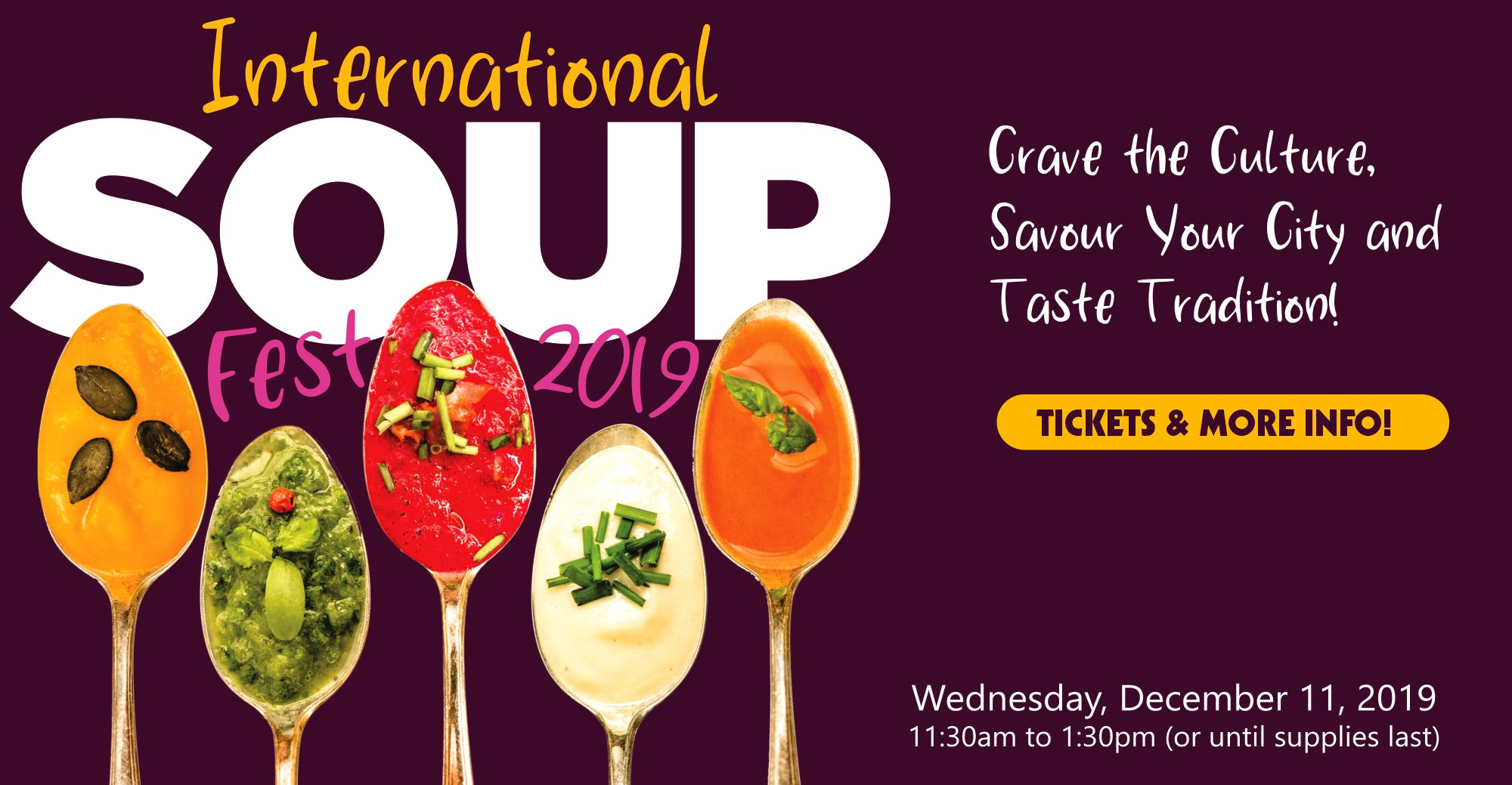 International Soup Fest 2019